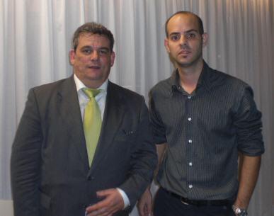 Roberto Cerrada y Albert Pastor